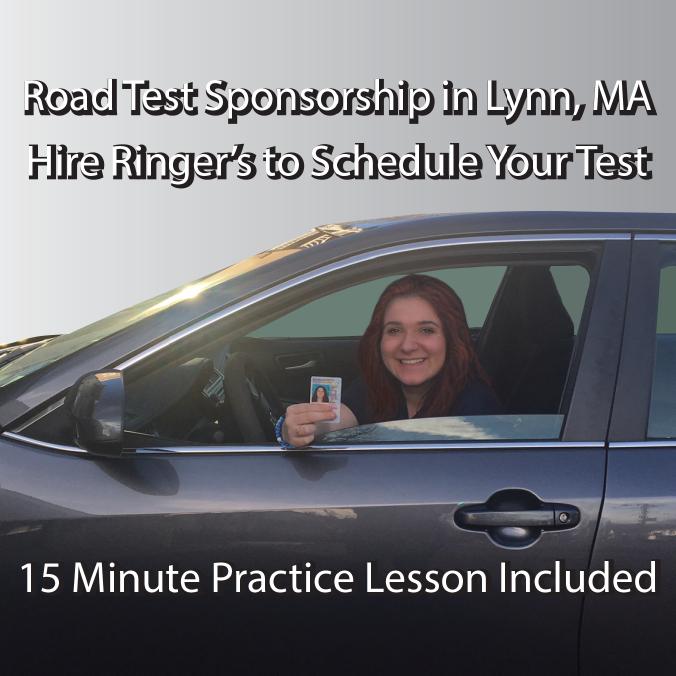 Road Test Sponsorship Ringer's Auto School - Driving School