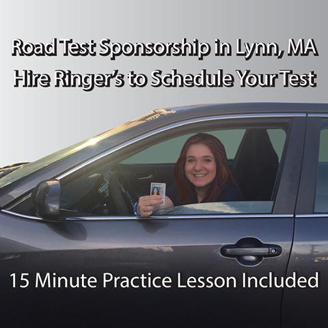Road Test Driving School Sponsor Road Test