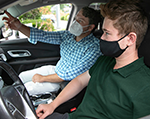 individual driving lessons, private lessons, private driving lessons